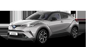 Toyota C-HR - Concessionario Toyota a Pordenone