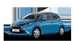 Toyota AYGO - Concessionario Toyota a Pordenone