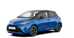 Toyota Yaris - Concessionario Toyota a Pordenone