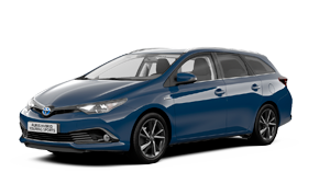 Toyota Auris Touring Sports - Concessionario Toyota a Pordenone
