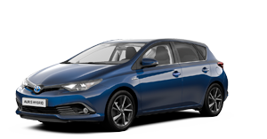 Toyota Auris - Concessionario Toyota a Pordenone